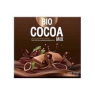 ( ซื้อ 2 กล่องแถมสบู่โกโก้ 1 ก้อน ) ไบโอโกโก้มิกซ์ BIO COCOA MIX by Khunchan