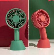 冷風機 艾美特小風扇usb便攜式充電迷你手持小型電風扇靜音學生宿舍床上