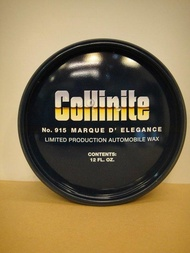【小皮機油】柯林 Collinite Marque D'Elegance Wax 915 棕櫚蠟