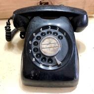 古董電話 古董小物 電話 古董 轉盤式電話 復古