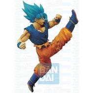 (現貨不挑盒)七龍珠 超 電影版 悟空 賽亞之神 16cm 一番賞 景品 海外版