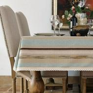時尚田園法式複古桌布餐桌布 茶几布書桌布電視櫃蓋巾(50*100cm)