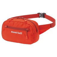 Mont-bell 	Pocketable Light Pouch S 腰包	1123985SSOG		Z690	【Happy Outdoor 花蓮遊遍天下】