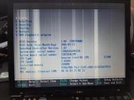 ~新竹/竹北二手電腦零件~Lenovo筆電ThinkPad X60拍賣