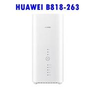 【送轉卡】華為B818-263 4G全頻WiFi分享器SIM 網卡路由器4CA載波聚合 另售B715 B315 B316