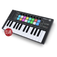 NOVATION / LaunchKey MINI MK3 第三代 第三代 25鍵 MIDI鍵盤【樂器通】