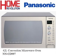 PANASONIC NN-CD997 42L  Convection Microwave Oven