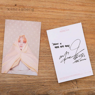 xinrisheng  Kpop BTS Map Of The Soul: Persona Official Photocards