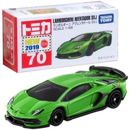 【Fun心玩】TM 070A4 132134 麗嬰 日本 TOMICA 多美小汽車 藍寶基尼 藍寶堅尼 SVJ 模型 玩具