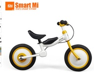 Xiaomi MiJia QiCycle Bike Tricycle Scooter 12 Inch for Children Yellow Color Slidebicycle Dual Use