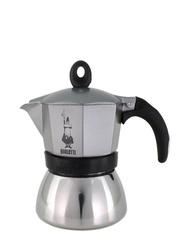 BIALETTI หม้อต้มกาแฟรุ่น Moka Induzione ขนาด 6 ถ้วย - เครื่องชงกาแฟ เครื่องทำกาแฟ เครื่องชงกาแฟสด เครื่องชงกาแฟแคปซูล กาแฟแคปซูล แคปซูลกาแฟ เครื่องทำกาแฟสด หม้อต้มกาแฟ กาแฟสด กาแฟลดน้ำหนัก กาแฟสดคั่วบด กาแฟลดความอ้วน mini auto capsule coffee machine