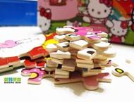 【萌芽果實】現貨 200片拼圖 木質 鐵盒拼圖 收納拼圖