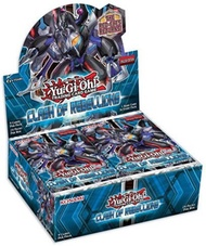 (Yu-Gi-Oh!) Yugioh Clash of Rebellions - TCG Trading Card Game 1st Edition Booster Box - 24 packs...