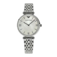Emporio Armani AR1682 Analog Quartz Silver Stainless Steel Women Watch [Pre-Order]