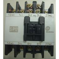 士林 S-P12 電磁開關、電磁接觸器  220V、110V