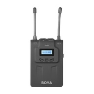 BOYA BY-WM8R UHF Dual-Anrenna Wireless Microphone