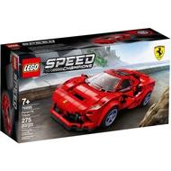 樂高積木 LEGO《 LT76895 》SPEED CHAMPIONS 系列 - Ferrari F8 Tributo