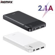 REMAX RPP-255 Pure Series 2.1A 10000mAh Power Bank Portable Charger Battery 10000 mAh PowerBank