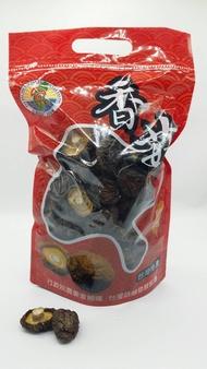 香菇 支持台灣小農 台灣台中新社崑山中菇300克 特大朵 農產銷十三班 農特產/伴手禮物/名產/台灣香菇/MIT