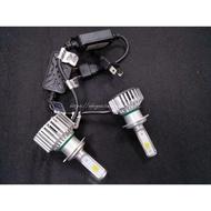兩光二輪 熱銷 新款 3S LED 升級款 汽機車 通用 LED 大燈 H4 3S PLUS