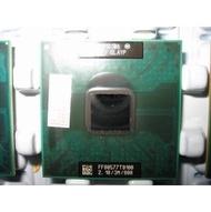 正式版Intel T8100 SLAYP 2.1G/3m Penryn筆電965 T9500 T9300 T8300