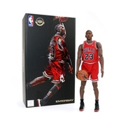 ENTERBAY 1/9 NBA公仔 公牛隊 Michael Jordan