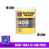 Nippon Paint 5400 Wall Sealer / Cat Undercoat Dinding Rumah- 18 Liter