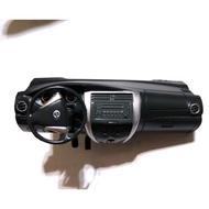 1/18 模型車 模型零件  NISSAN new livina 儀表中控臺