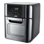 美國AOC艾德蒙12L超大微電腦液晶觸控氣炸烤箱(K0062-A)