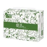 【全新免運】Livi 優活 抽取式 衛生紙 1箱 ( 120抽 x 12包 x 6袋 ) 共72包 超值 量販 廠商直送 製造日期最新 全台灣最便宜