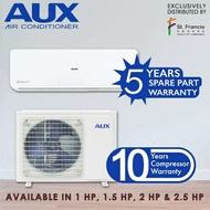 AUX FULL DC INVERTER AIRCON  Free installation within NCR only