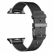 วงสำหรับ Apple watch5 4 3 2 วง 42 มิลลิเมตร 38 มิลลิเมตรสำหรับ Apple Watch series5 4 3 2 1 Milanese สำหรับ Apple watch5 4 3 สาย 40 มิลลิเมตร 44 มิลลิเมตรสแตนเลส