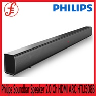 Philips SOUNDBAR HTL1508B BLUETOOTH 2.0 CH Soundbar Speaker 2.0 Channel with HDMI ARC