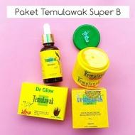 TEMULAWAK Super B Package