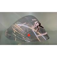 SBK安全帽,SUPER-RR,ABS版,專用鏡片