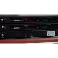 Mipro mr123 VHF無線麥克風主機