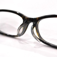 【KEL MODE】眼鏡配件-矽膠透明防滑鼻墊貼-2副(#L尺寸)