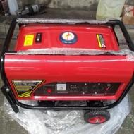 卡特斯3500w防音發電機(展示機)