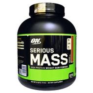 【超高熱量】ON MP R1 6磅 高熱量 金牌 乳清蛋白 Serious Mass MP BSN R1 Mutant