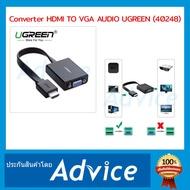 Converter HDMI TO VGA AUDIO UGREEN (40248)