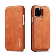 สำหรับ2019ใหม่Apple iPhone 11/iPhone 11 Pro/iPhone 11 Pro Maxแม่เหล็กเคสหนังพลิกได้หรูหรากระเป๋าสตางค์วินเทจปกคลุมด้วยเคสโทรศัพท์มือถือสล็อต