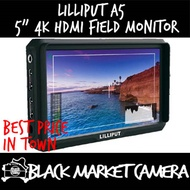 [BMC] Lilliput 5 4K HDMI Full HD On-Camera Monitor