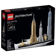 LEGO樂高#21028 Architecture 建築系列-紐約 New York City
