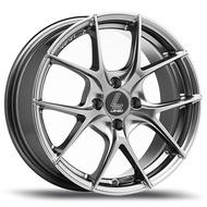 "Lenso Wheel JAGER-DYNA ขอบ 16x7.0"" 4รู100 ET+35 สีHB แม็กเลนโซ่ ล้อแม็ก เลนโซ่ lenso16 แม็กรถยนต์ขอบ16"