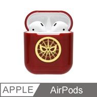 復仇者聯盟AirPods硬式保護套-鋼鐵蜘蛛人