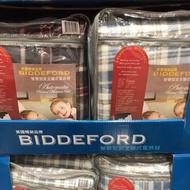 Costco 智慧型安全舖式電熱毯 標準雙人150x190公分  美國暢銷品牌BIDDEFORD