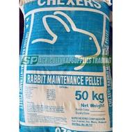 Chexers Rabbit Maintenance Pellet