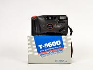 กล้องฟิล์มคอมแพค มือ1 ใช้งานง่าย TECHNICA T-960D