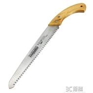 木工鋸 小鋸子迷你鋸牆板鋸摺疊園林木工戶外手工鋸木鋸手鋸家用鋸樹神器
