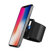 Maleroads 全新升級!! Apple iPhone X 運動臂帶 附專用透明保護套